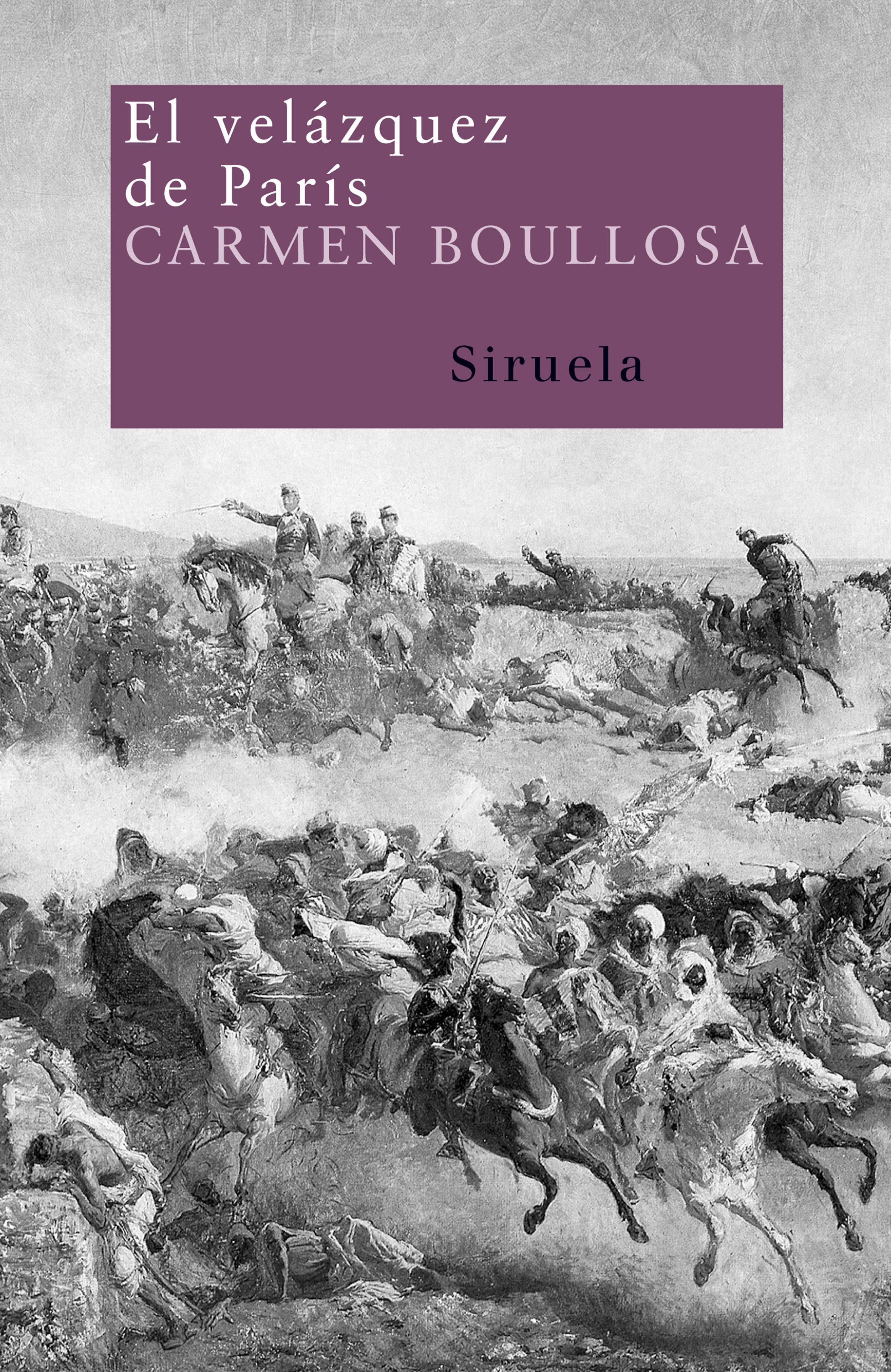 El Velazquez De Paris - Boullosa Carmen