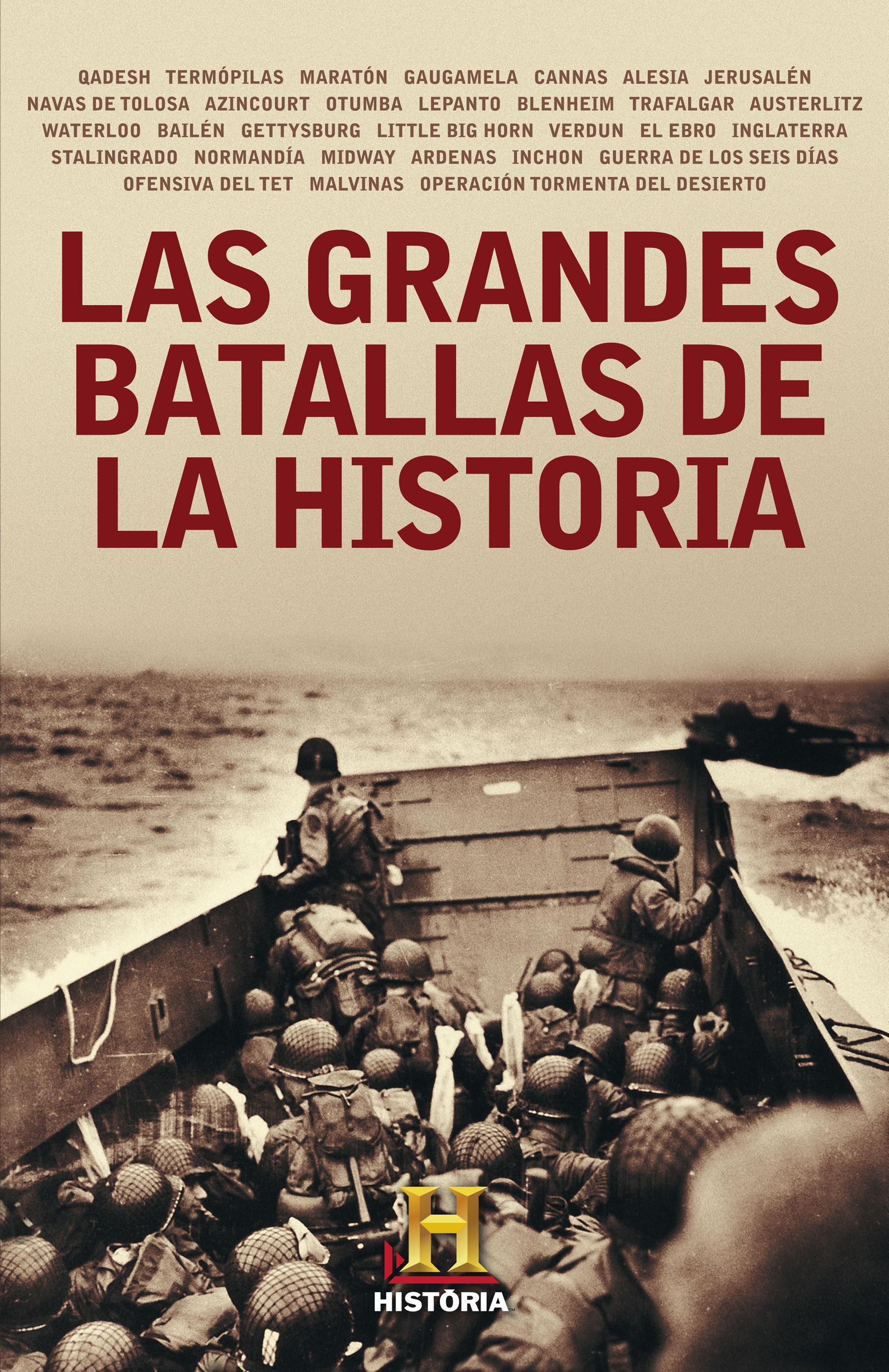 Las Grandes Batallas De La Historia - Vv.aa.