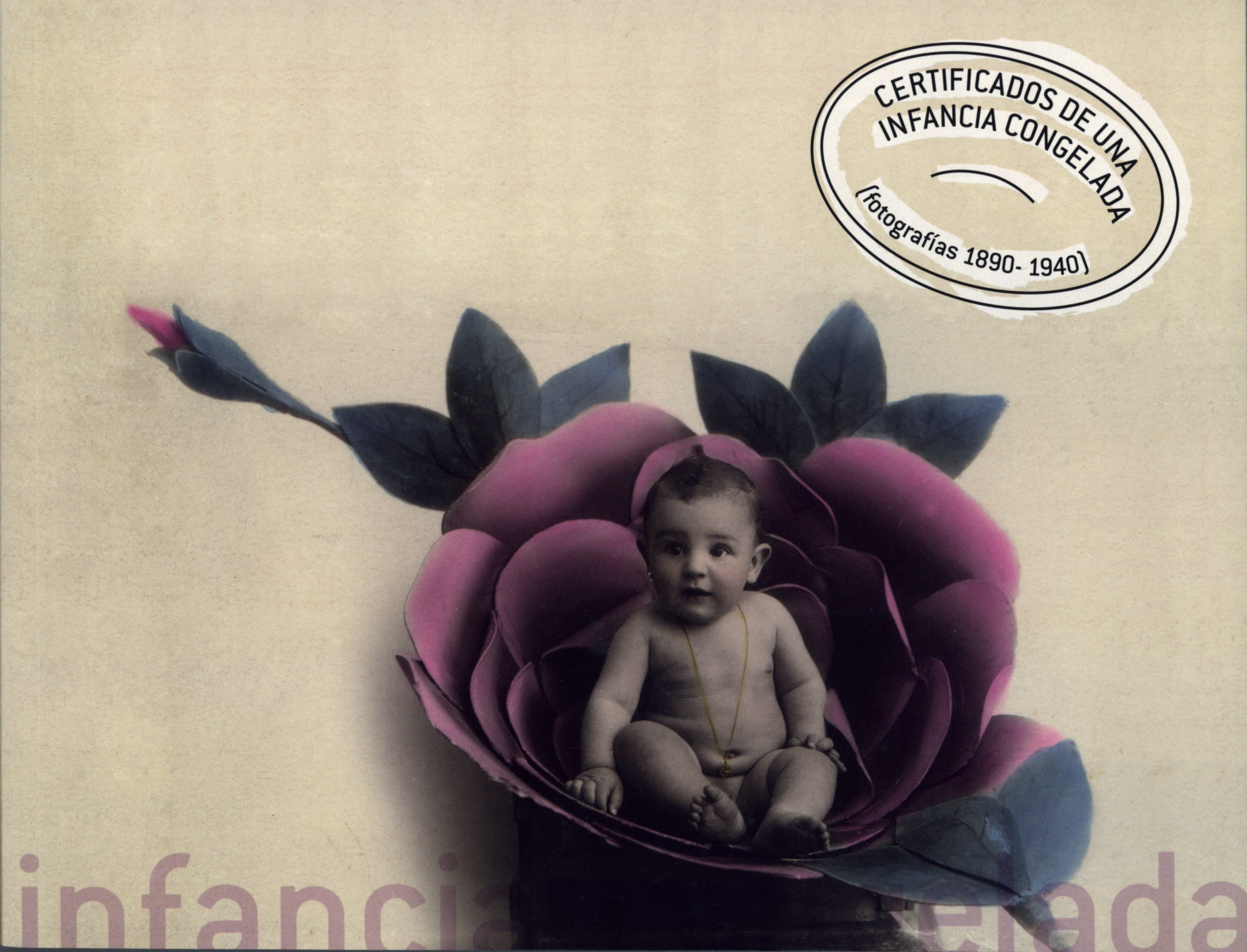 Certificados De Una Infancia Congelada (fotografias 1890-1940) - Vv.aa.