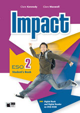 Impact 2 Student S Book+dvd-rom Andalucia - Vv.aa.