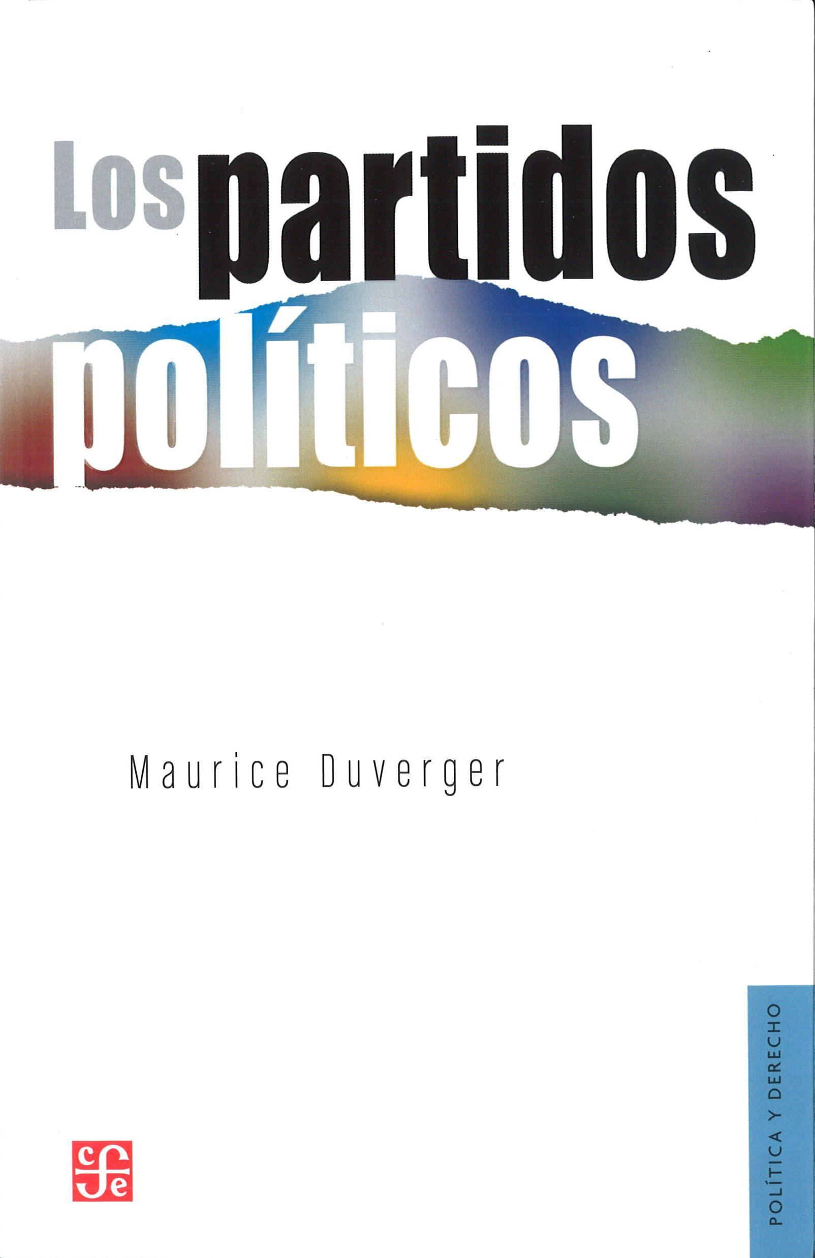 Los Partidos Politicos - Duverger Maurice
