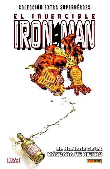 El Invencible Iron Man: El Hombre De La Mascara De Hierro 3 - Vv.aa.