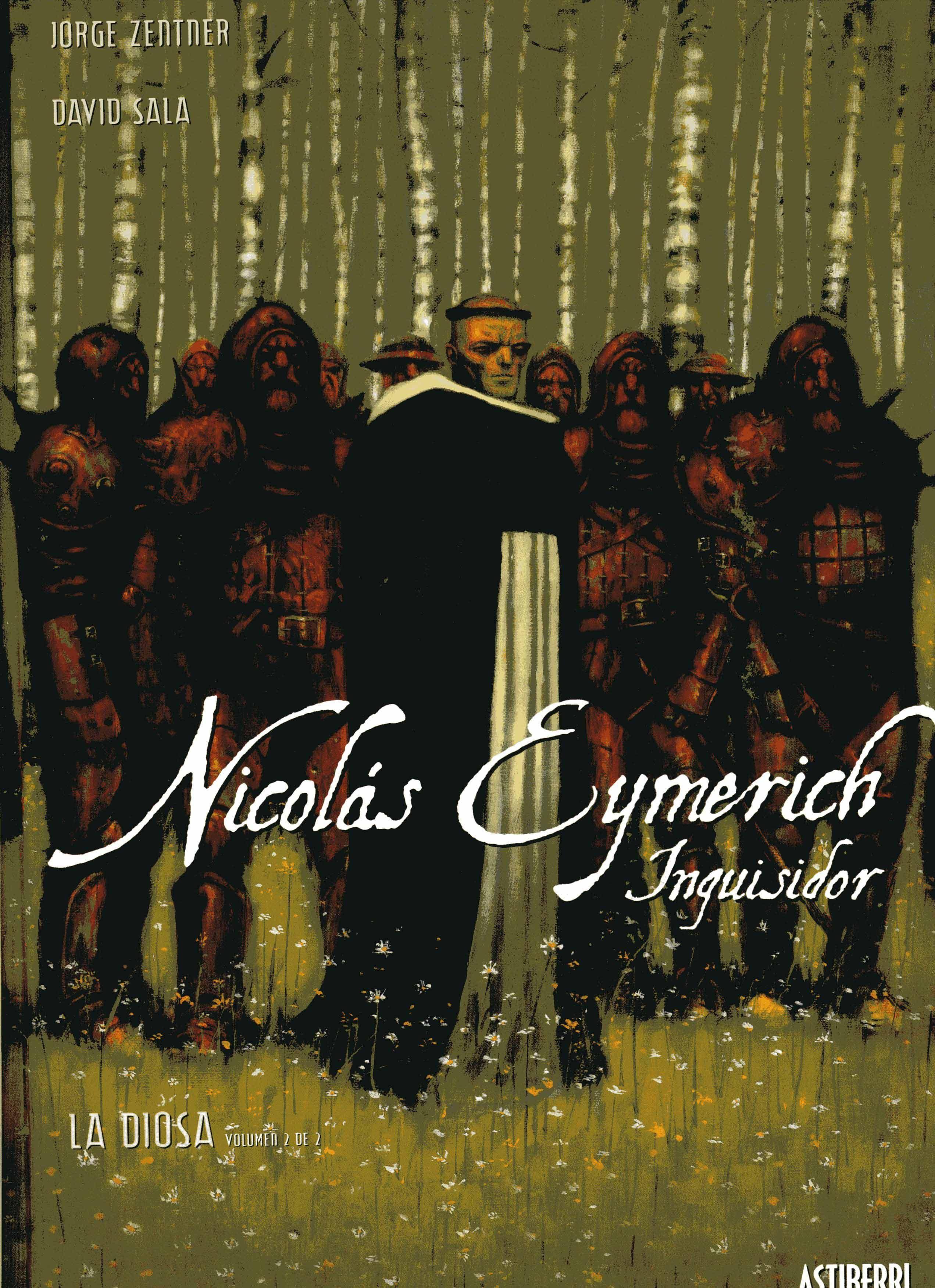 Nicolas Eymerich Inquisidor: La Diosa (volumen 2 De 2) - Zentner Hick Jorge