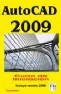 Autocad 2009 Curso Iniciacion - Molero Vera Josep