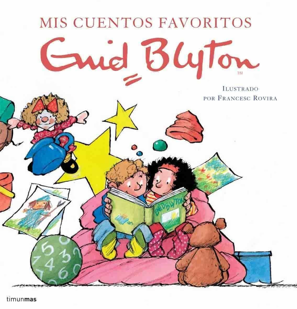 Cuentos Favoritos Enid Blyton - Blyton Enid