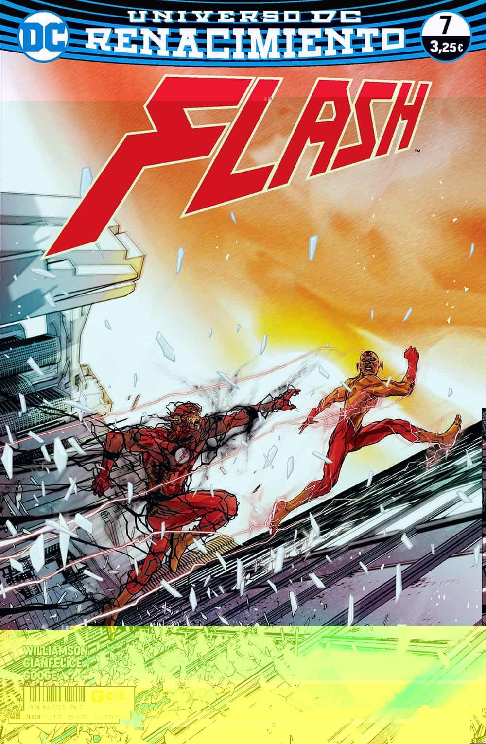 Flash Núm. 21/ 7 (renacimiento) - Williamson Joshua