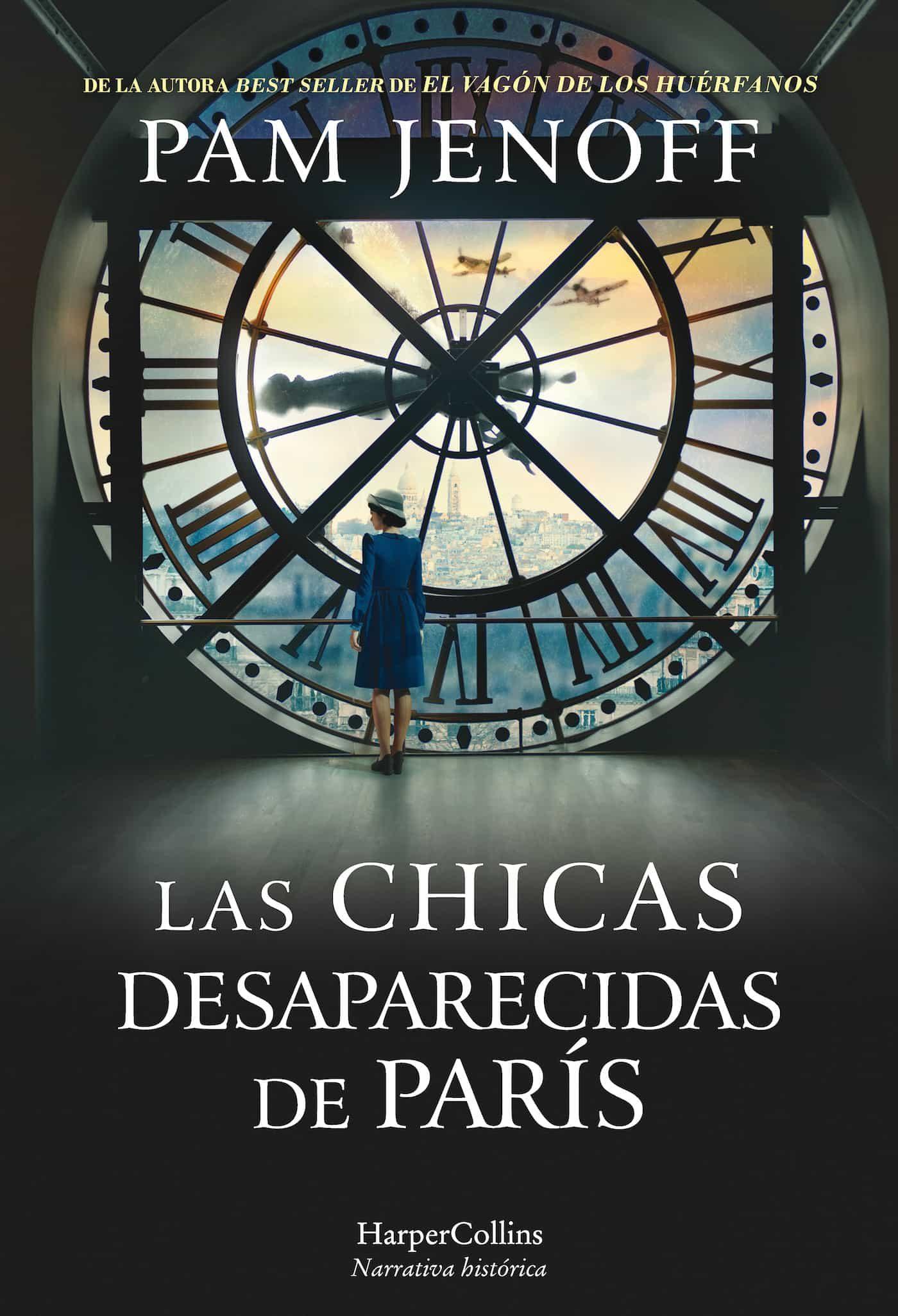 Las Chicas Desaparecidas De Paris - Jenoff Pam