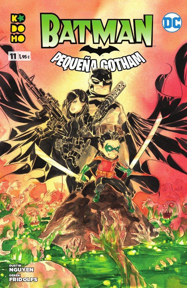 Batman: Pequeña Gotham Nº 11 (de 12) - Nguyen Dustin