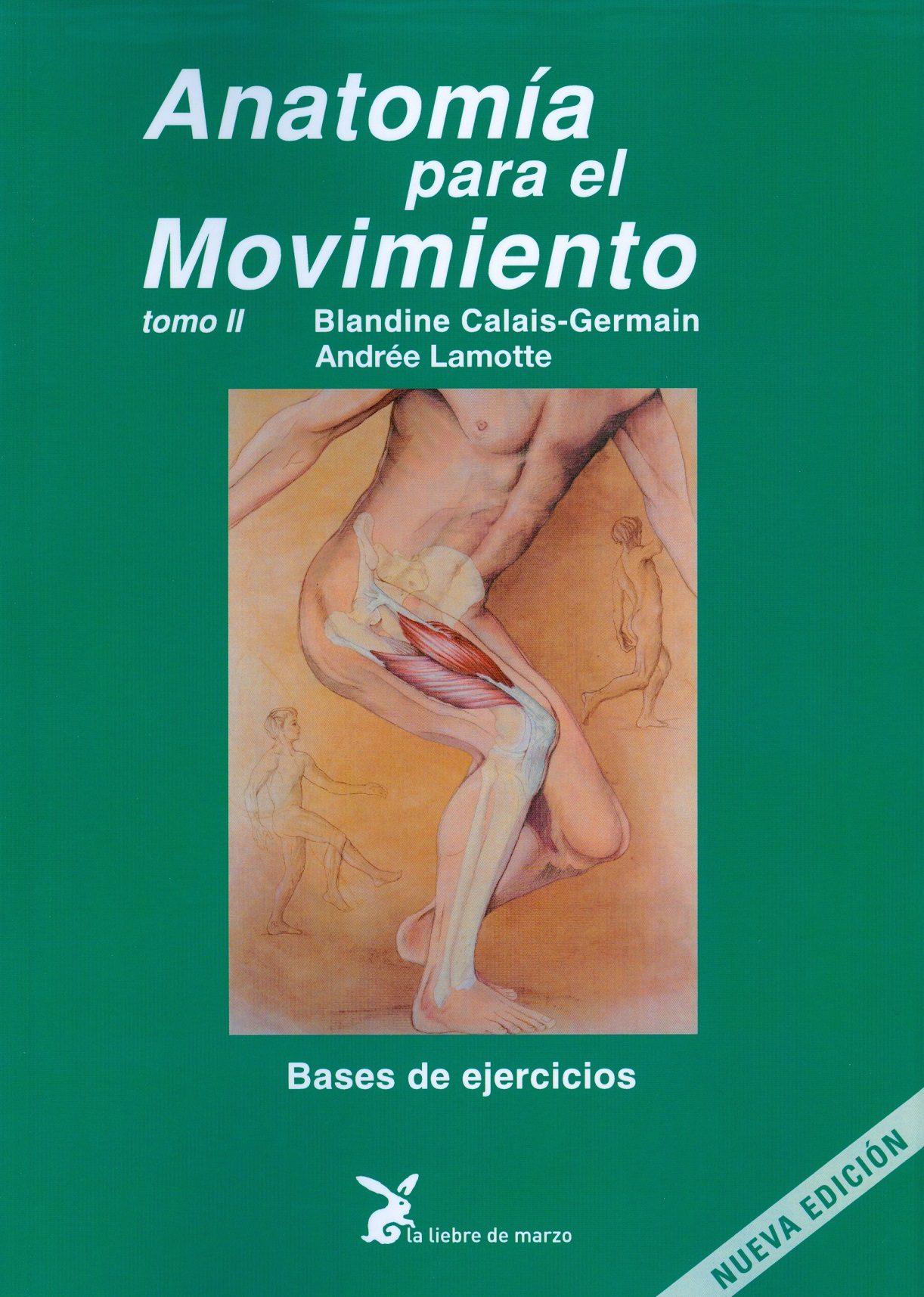 Anatomia Para El Movimiento (tomo Ii) - Calais - Germain Blandine