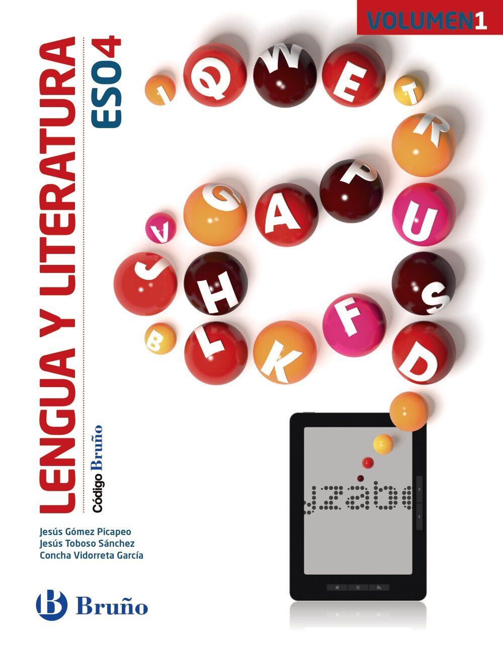 Lengua Y Literatura 4º Eso 3 Volúmenes Código Bruño Castellano - Vv.aa.