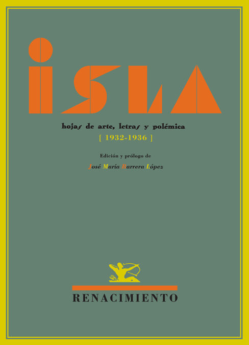 Isla: Verso Y Prosa (1937-1940) (ed. Facsimil) - Barrera Lopez Jose Maria