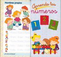 Aprendo Los Numeros Y A Escribir - Vv.aa.