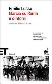 Marcia Su Roma E Dintorni. - Lussu Emilio