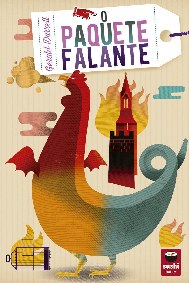 O Paquete Falante (galego) - Durrell Gerald
