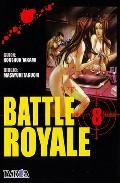 Battle Royale Nº 8 - Takami Koushun