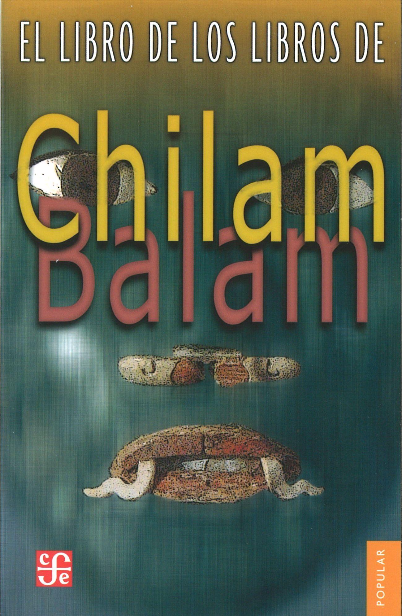 El Libro Libros Chilan Balam - Vv.aa.