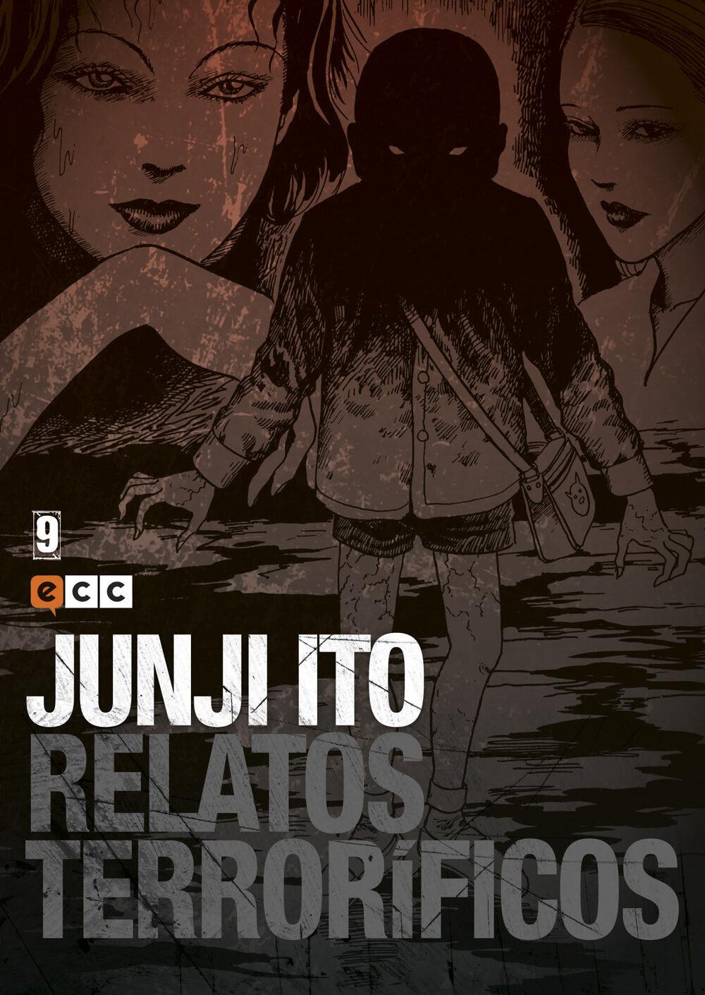 Junji Ito: Relatos Terrorificos Nº 09 - Ito Junji