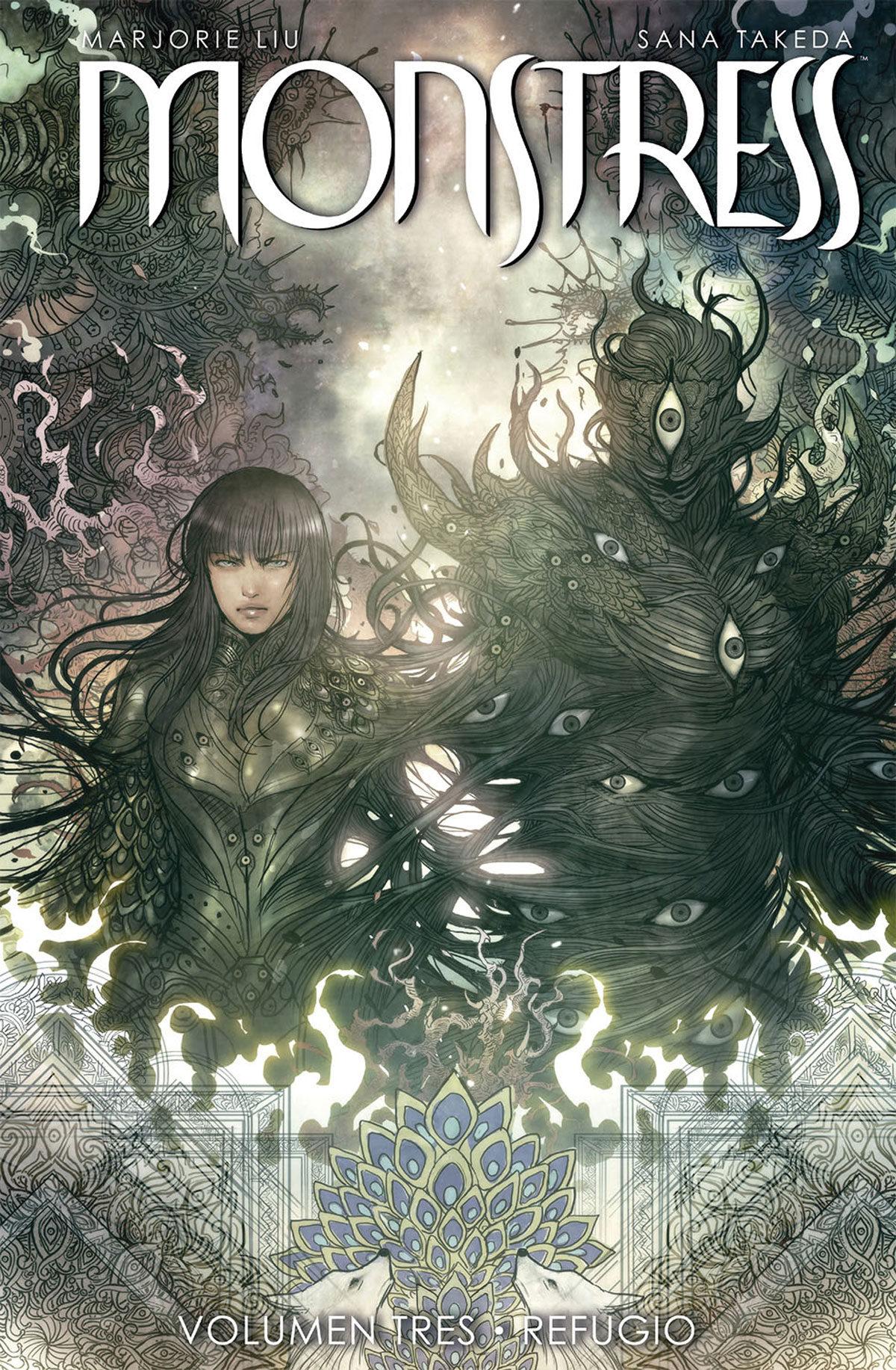 Monstress 3: Refugio - Liu Marjorie