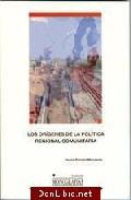 Los Origenes De La Politica Regional Comunitaria - Punzon Moraleda Jesus