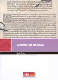 Antonio De Nebrija - Perona Jose