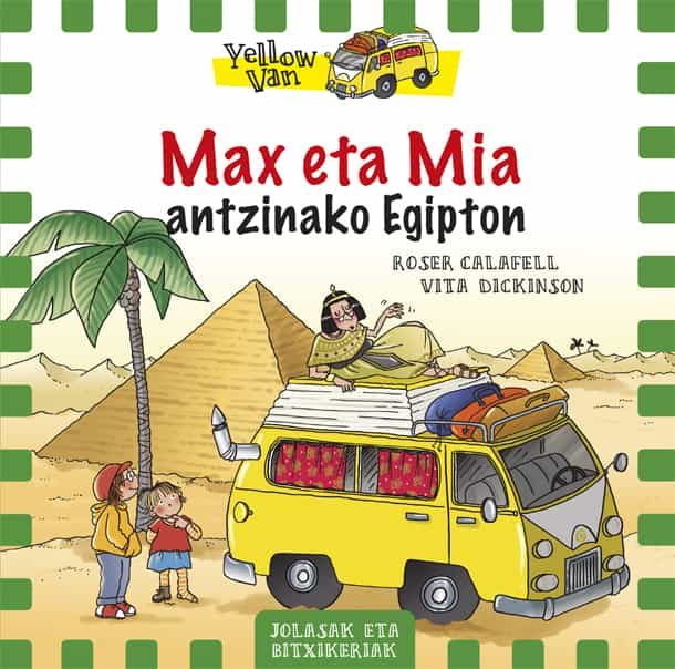 Max Eta Mia Egipton - Dickinson Vita