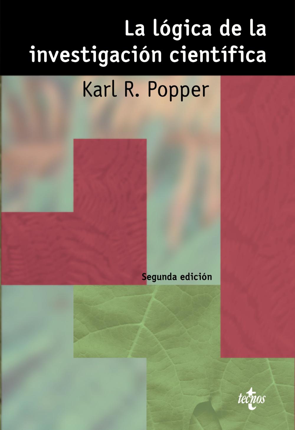 La Logica De La Investigacion Cientifica - Popper Karl Raimund