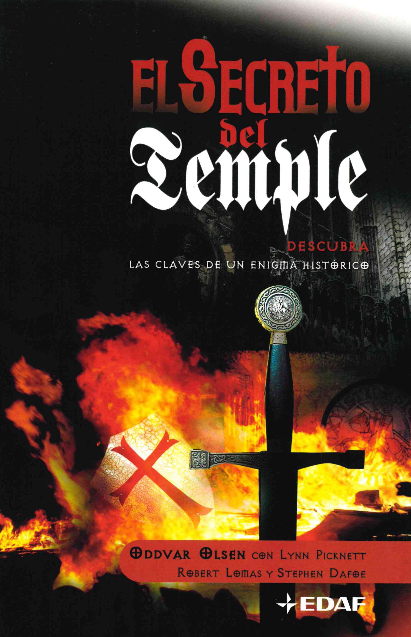 El Secreto Del Temple: Descubra Las Claves De Un Enigma Historico - Ribera Ahimsalara
