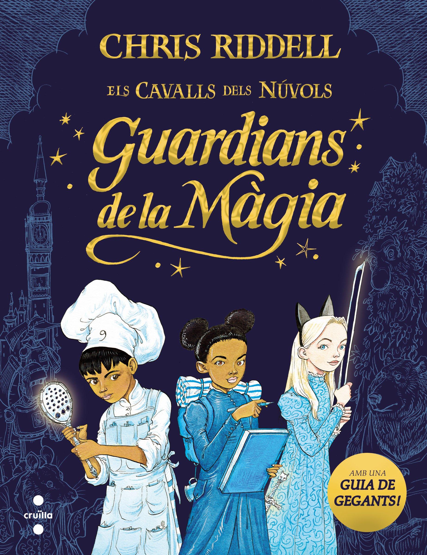 Guardians De La Magia (cat) - Riddell Chris