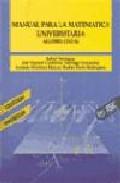 Manual Para La Matematica Universitaria Algebra Lineal - Paniagua Gomez-alvarez Rafael
