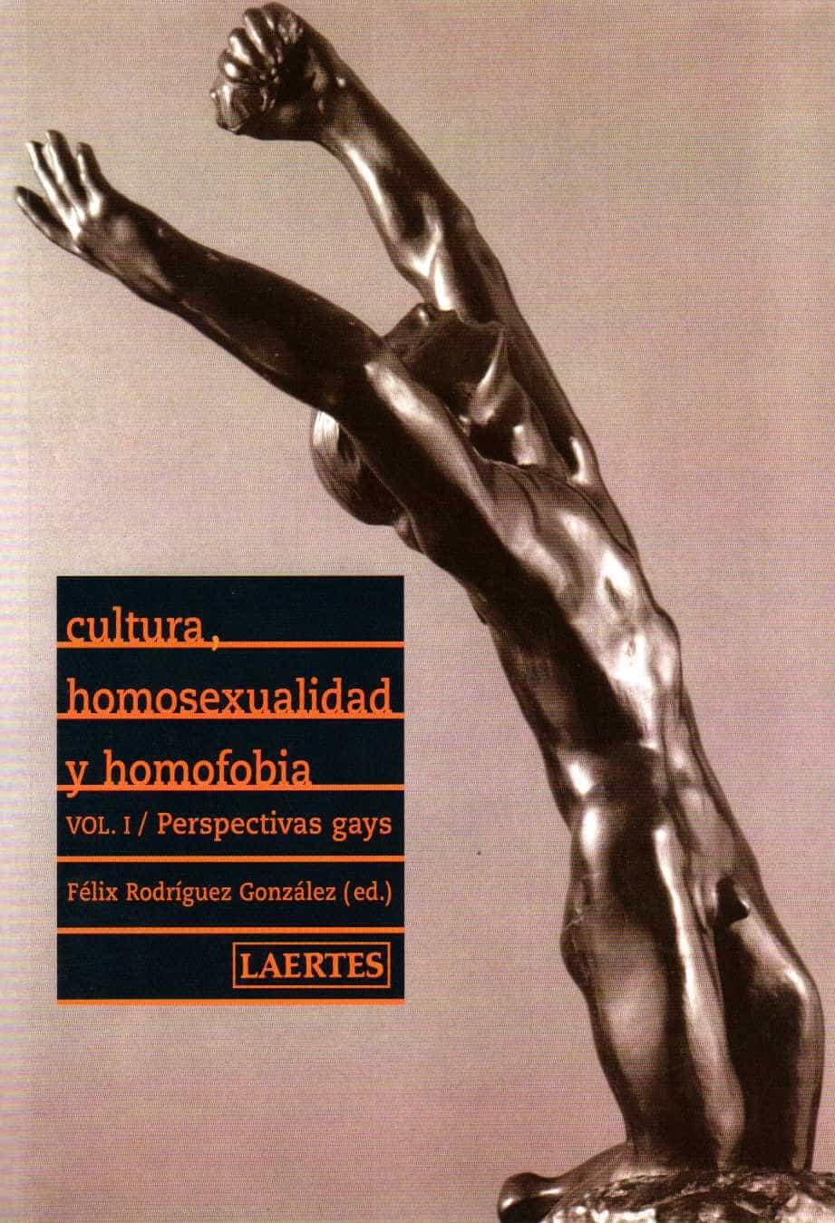 Cultura Homosexualidad Y Homofobia. Vol.i. Perspectivas Gays - Rodriguez Gonzalez Felix