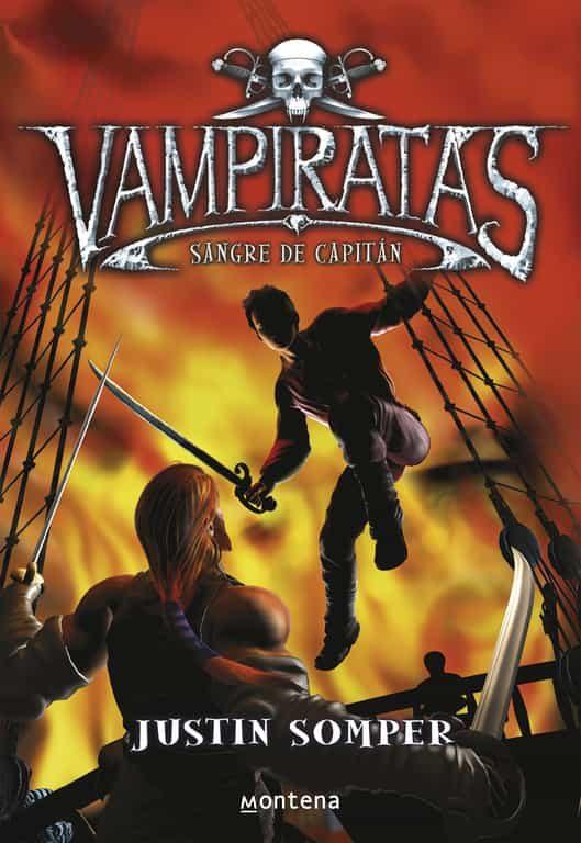 Vampiratas: Sangre De Capitan - Somper Justin