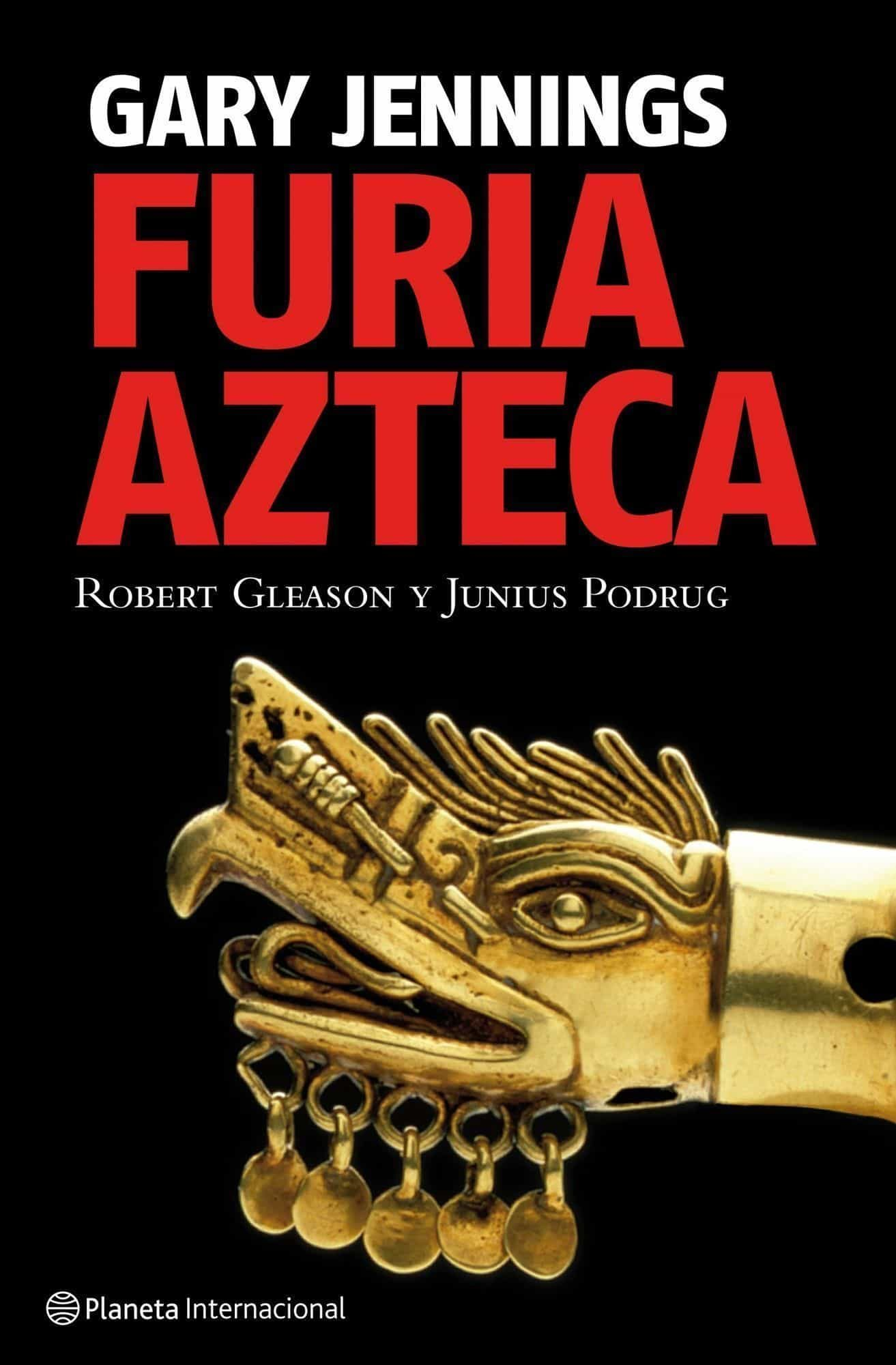 Furia Azteca - Jennings Gary