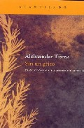 Sin Un Grito - Tisma Aleksandar