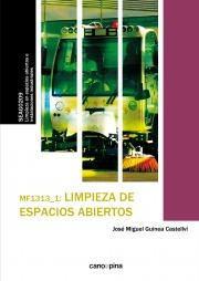Mf1313 Limpieza De Espacios Abiertos - Guinea Castellvi Jose Miguel