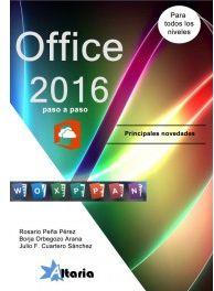 Office 2016 Paso A Paso - Peña Perez Rosario