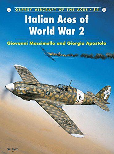 Italian Aces Of World War 2 - Apostolo Giorgio