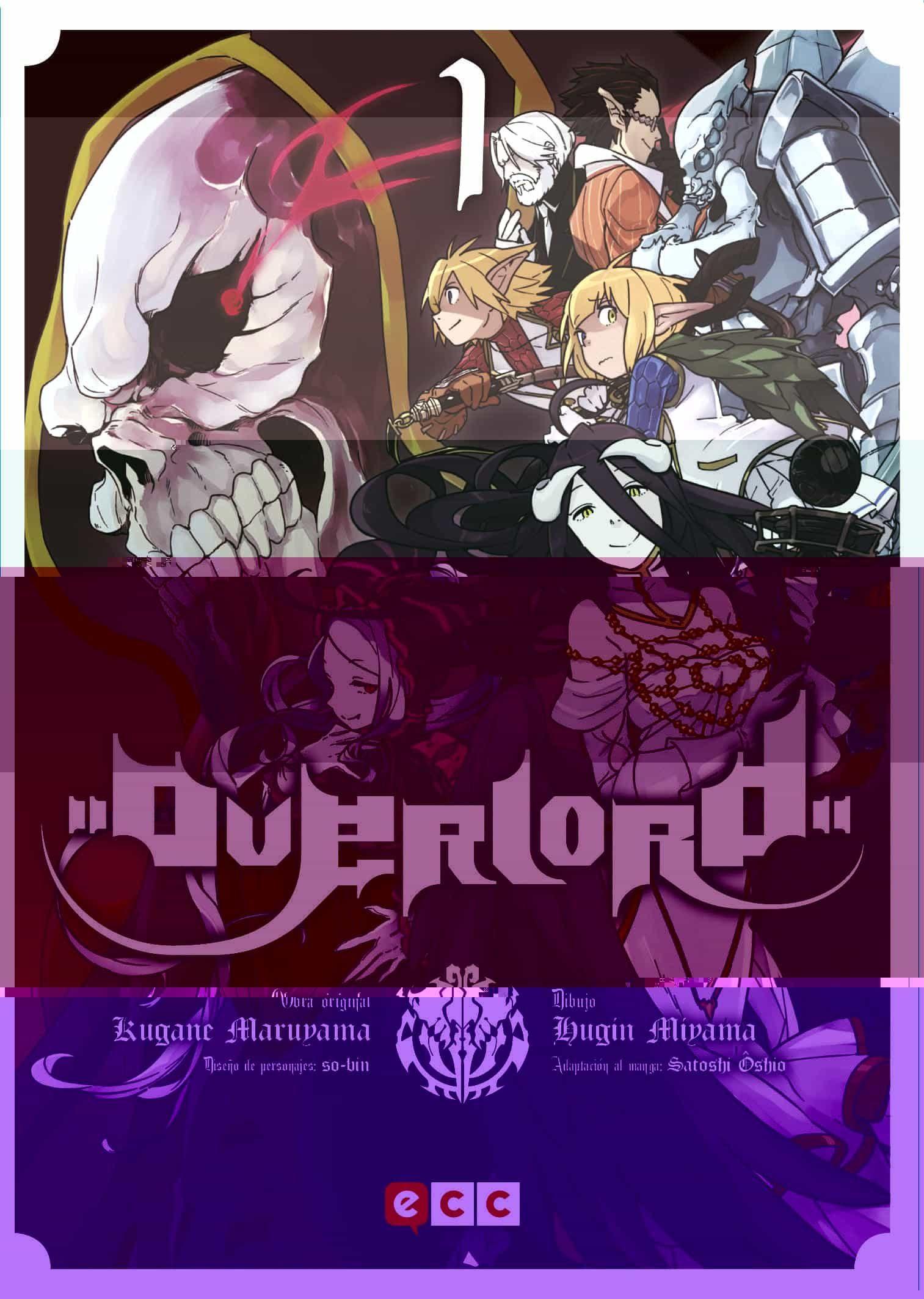 Overlord Nº 01 (2ª Ed.) - Vv.aa.