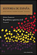 Historia De España (vol. Viii): Republica Y Guerra Civil - Casanova Ruiz Julian