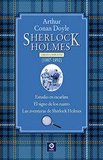 Sherlock Holmes: Obras Completas (1887-1892) - Doyle Sir Arthur Conan