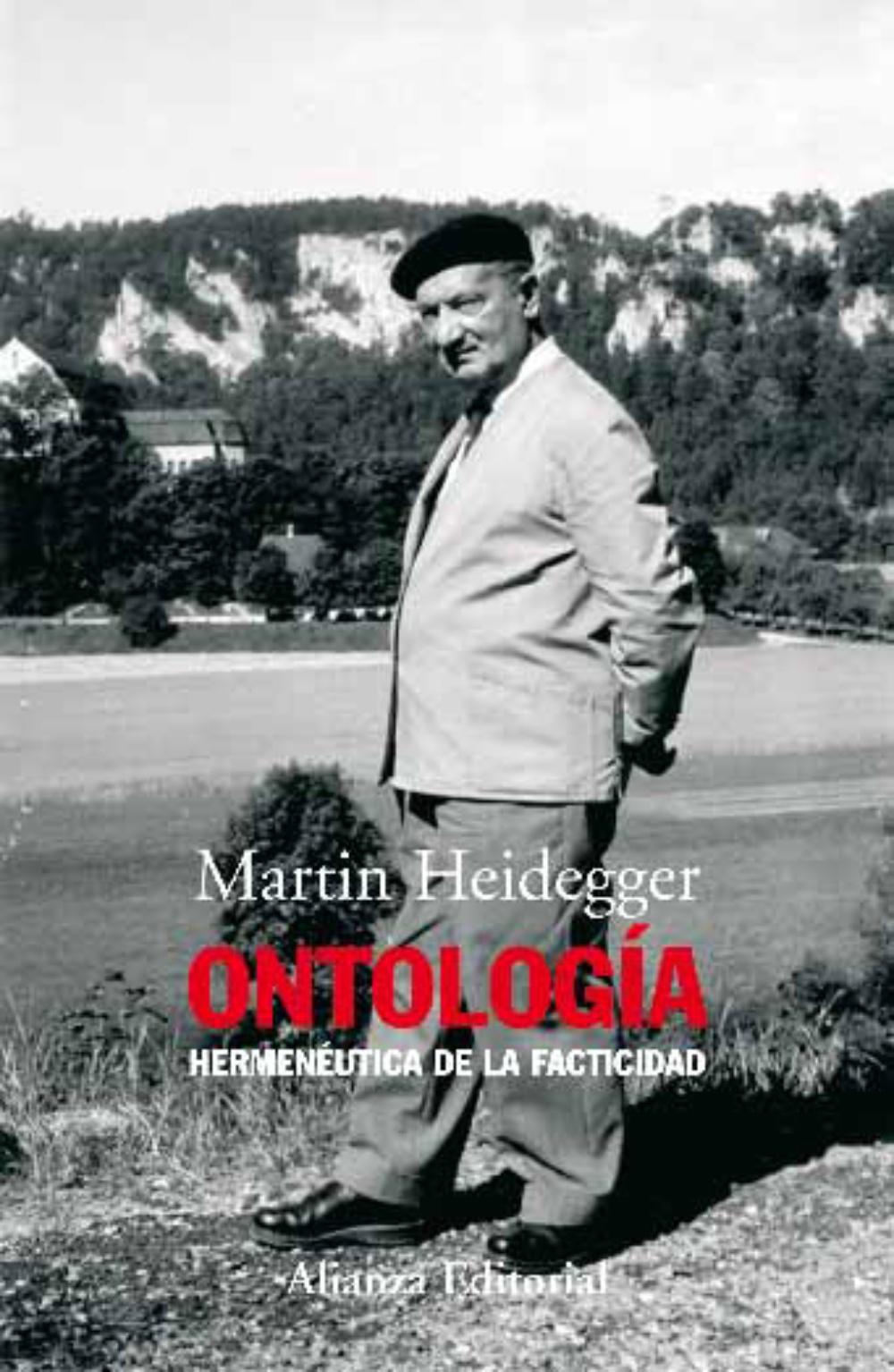 Ontologia: Hermeneutica De La Facticidad - Heidegger Martin