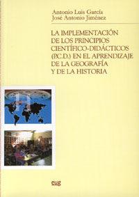 La Implementacion De Los Principios Cientifico-didacticos En El A Pren - Garcia Antonio Luis