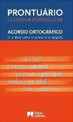 Prontuario Da Lingua Portuguesa - Vv.aa.