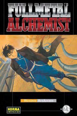 Fullmetal Alchemist 23 - Arakawa Hiromu