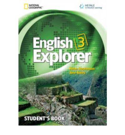 Eng.explorer International 3.(st+cd) - Vv.aa.