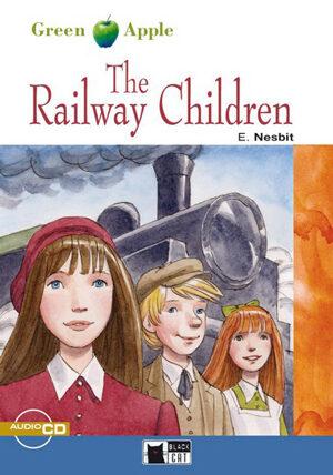 The Railway Children. Book + Cd (black Cat Green Apple) - Vv.aa.