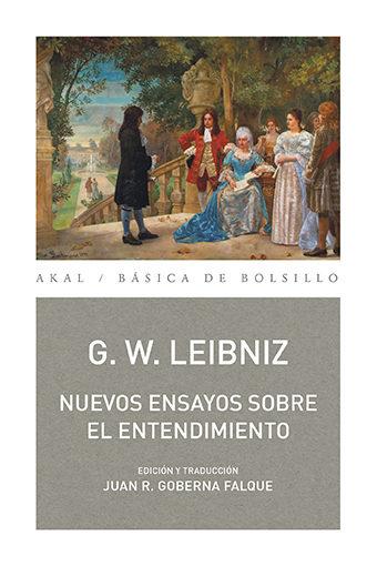 Nuevos Ensayos Sobre El Entendimiento - Leibniz Gottfried Wilhelm