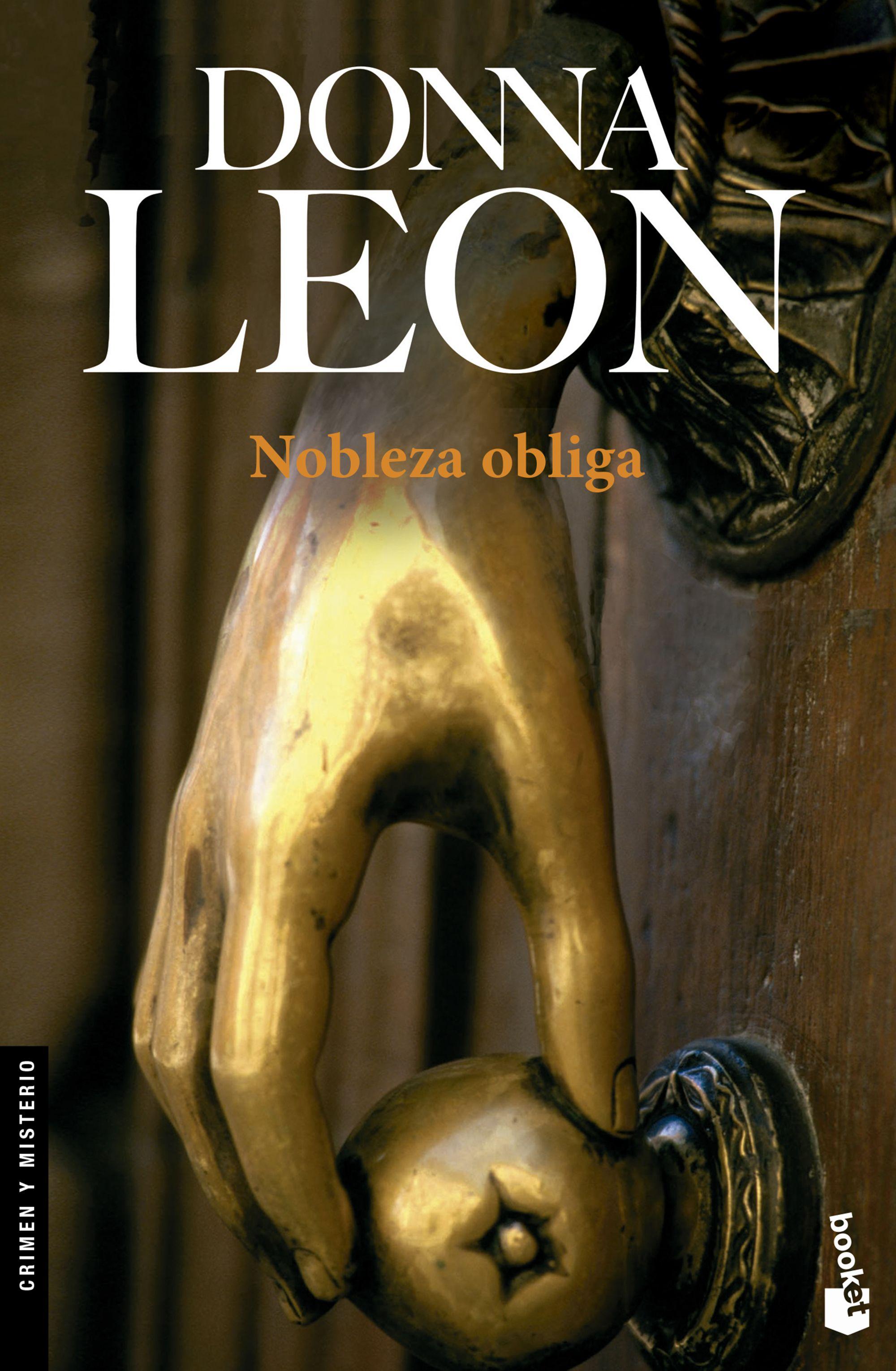 Nobleza Obliga - Leon Donna