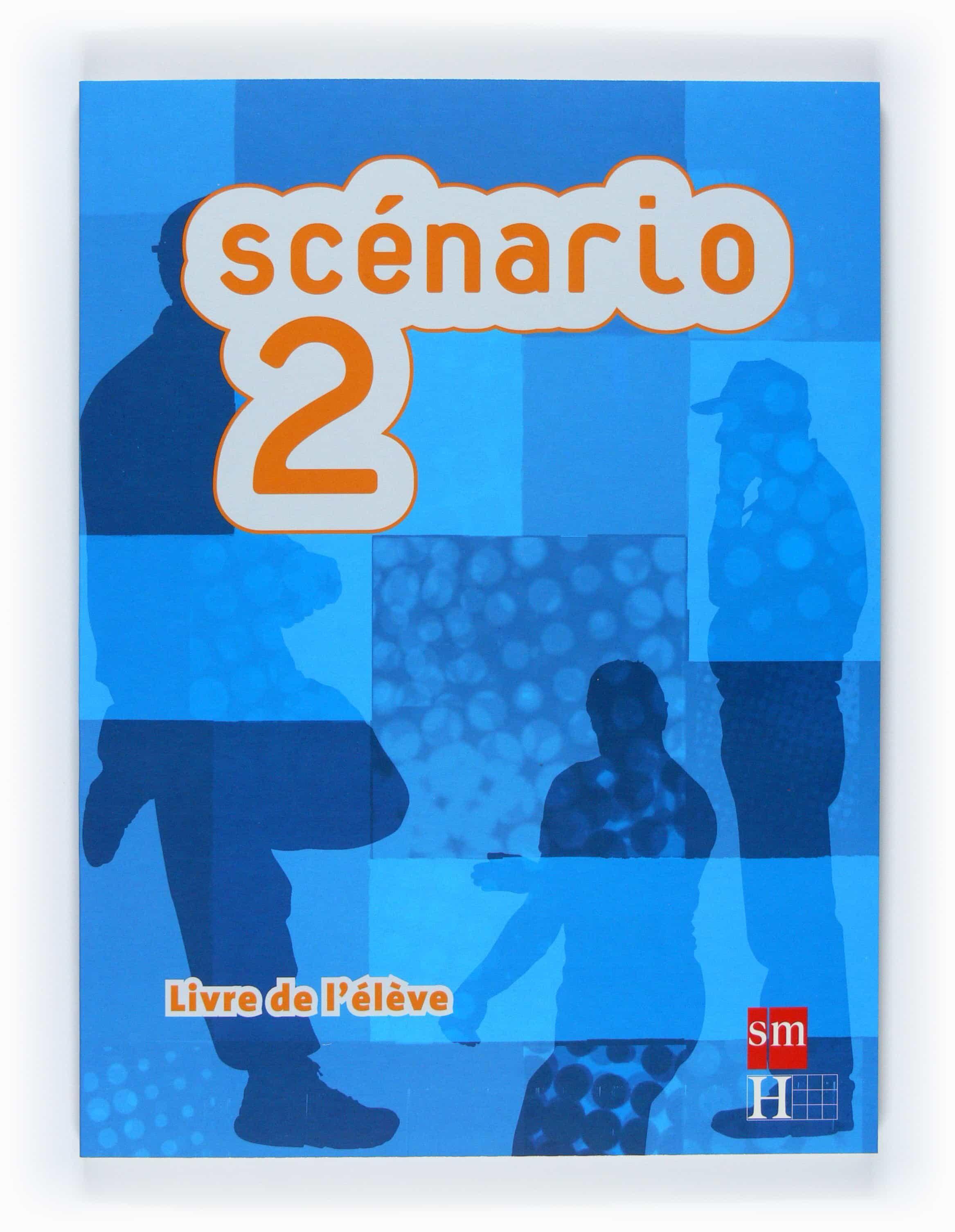 Frances Scenario 2º Bachillerato 08 Eleve - Vv.aa.