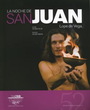 Textos De Teatro Clasico Nº 52: La Noche De San Juan - Vega Carpio Felix Lope De