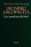 Los Nombres Divinos - Areopagita Dionisio